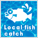 Local fish catch - The top 20!